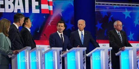 Watch the Democratic Debates! tickets