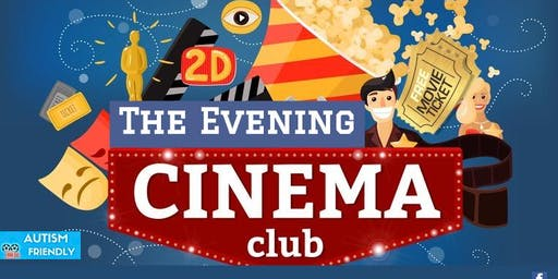 Roscrea Cinema Club- (The Evening Cinema Club)July 2019