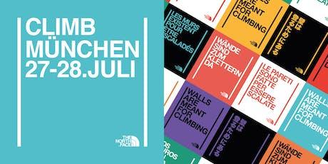 Boulder & Breakfast - Climb München // Never Stop München Tickets