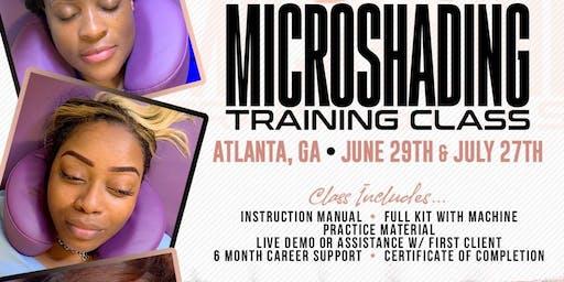 Microshading Training
