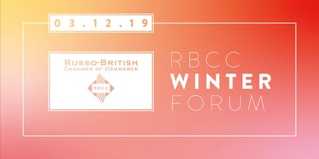 RBCC Winter Forum 2019 (Formerly Christmas Cocktails)  tickets