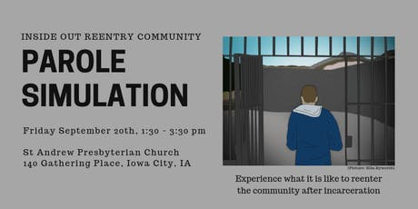 Reentry/ Parole Simulation tickets