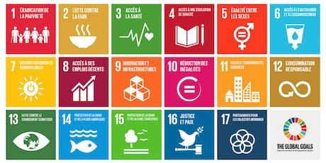Objectifs de développement durable : où en est-on quatre ans après ? billets