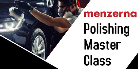 Menzerna Polishing Master Class tickets