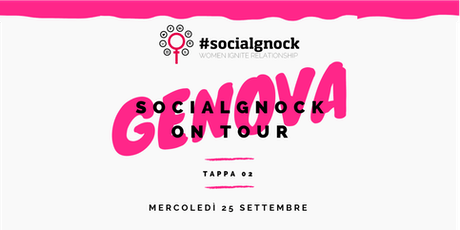 socialgnock On Tour - GENOVA biglietti