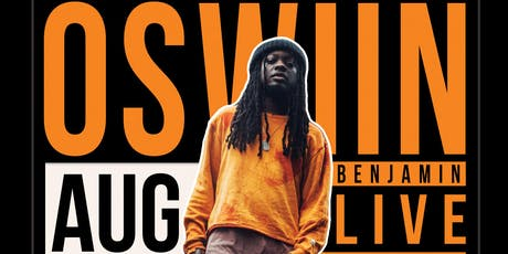 MajorStage Presents: Oswin Benjamin Live @ SOBs (Late Show)  tickets
