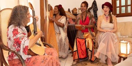 Sonora Brasil - Líricas Históricas   Sesc Centro   Música ingressos