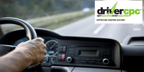 Drivers CPC Training (7 hours)  - Thatcham - Newbury tickets