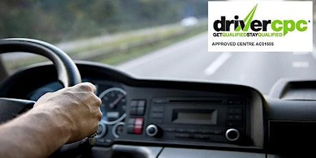 Drivers CPC Training (7 hours)  - Thatcham - Newbury tickets