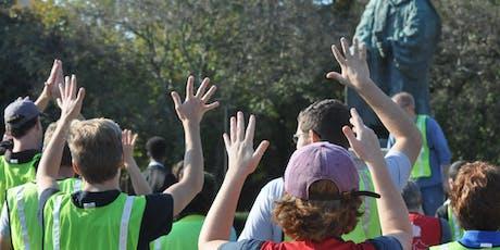 Volunteer: Community Tree Planting - Gallaudet University tickets
