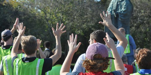 Volunteer: Community Tree Planting - Gallaudet University