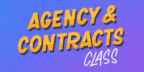 November: Agency & Contracts Class tickets