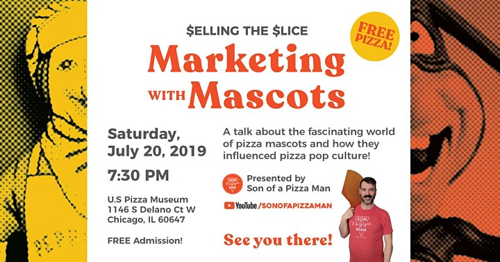 Selling the Slice: Marketing with Mascots image