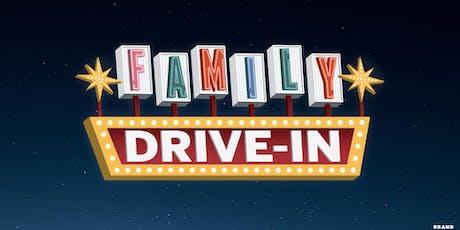 Family Drive-In Farmington: 9:16 AM - THE UPSIDE tickets