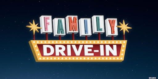Family Drive-In Farmington: 9:16 AM - THE UPSIDE