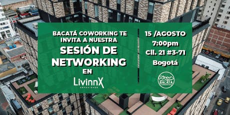 Networking Xperience tickets