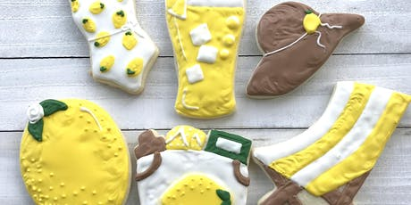 Summer Fun Cookie Decorating Class tickets