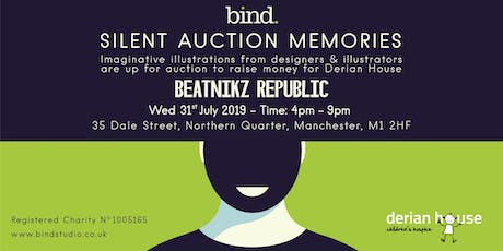 Silent Illustration Auction - Memories tickets