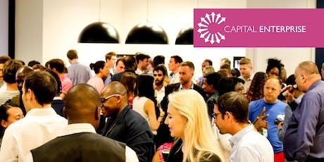 Capital Enterprise Networking Drinks tickets
