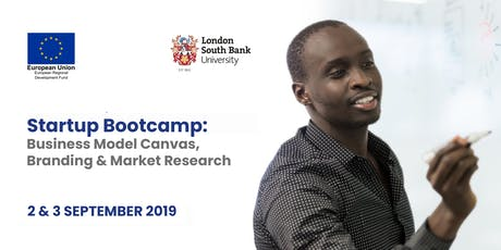 Digital Health Startup Bootcamp: Market Research, Business Model & Branding tickets