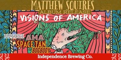 Matthew Squires Album Release Show