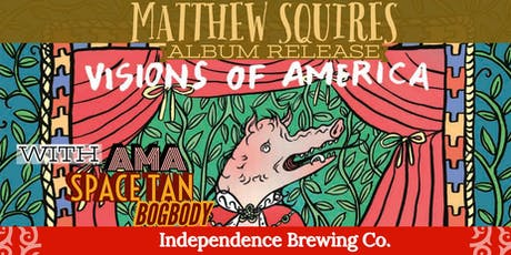 Matthew Squires Album Release Show tickets