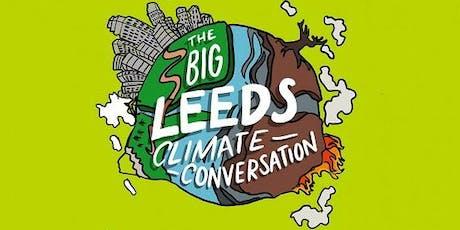 The Big Leeds Climate Conversation @ Mini Breeze Rothwell tickets