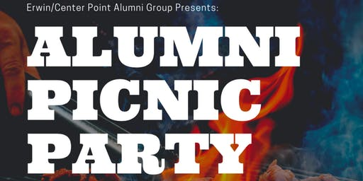 Erwin/Center Point Alumni Picnic