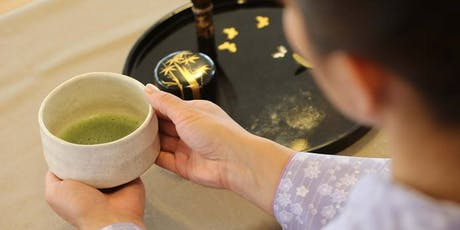 Traditional Japanese Tea Ceremony tickets