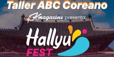 Taller Hallyu Fest  de ABC Coreano