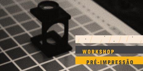 WORKSHOP | Pré-impressão para artistas independentes ingressos