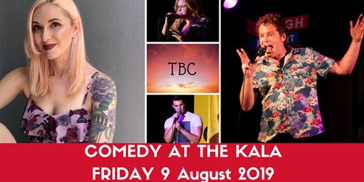 NY Events Presents - Comedy @ The Kala