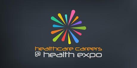 Ambassadors Healthcare Careers @ Health Expo 2019 tickets