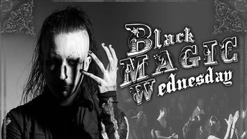 Shock Illusionist Dan Sperry: Black Magic Wednesday