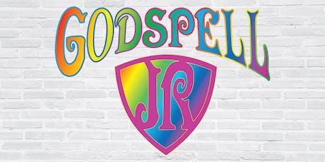 Real School Presents: Godspell Jr. tickets