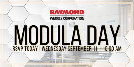 Modula Day tickets