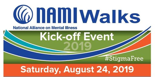 NAMIWalks Kick-off Event!