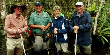 NATURALIST INTRODUCTION TO SWAMP WALK with TRAM TOUR tickets