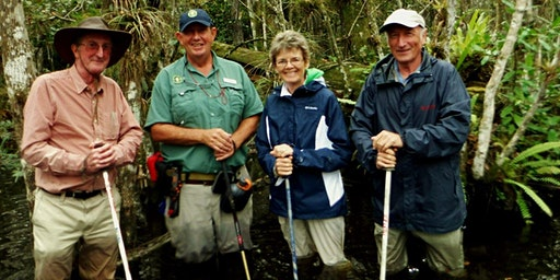 INTRODUCTION TO SWAMP WALK with TRAM TOUR led by a Master Naturalist