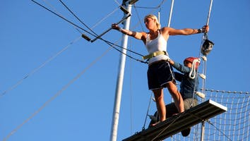 2-Hour Flying Trapeze Lesson