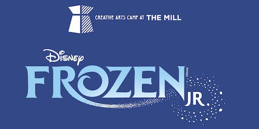 Frozen Jr. Creative Arts Camp Performance