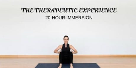The Therapeutic Experience  tickets