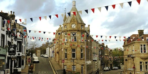 Heritage Open Day - Rivers of Peace and Protest (Clitheroe) #HODs