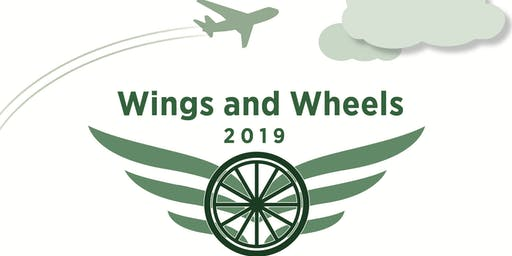 Wings & Wheels at Concord Municipal Airport-Antique & Classic Cars RSVP
