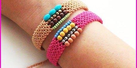 Kesha Bracelets with the Schoolery of Jewellery tickets