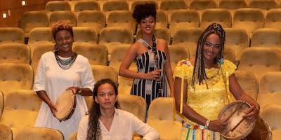 Sonora Brasil - Líricas Negras | Sesc Centro | Música