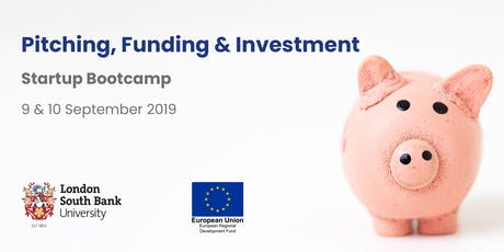 Low-Carbon Startup Bootcamp: Pitching, Funding & Investment tickets