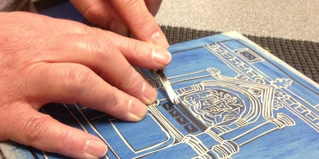 Reduction Lino Printing Weekend tickets