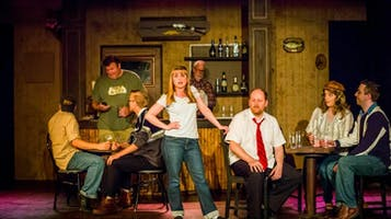 """""""You've Got Red on You"""" -- An Original """"Shaun of the Dead"""" Musical Parody"""