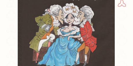 She Stoops To Conquer at Cartmel Priory tickets